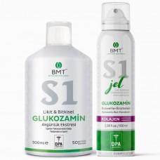Biomet S1 Glikozamin 2'li Set Likit ve Jel